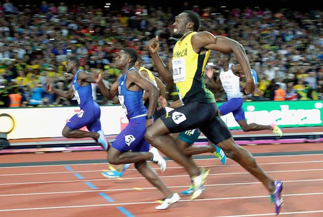 Người nhanh nhất hành tinh mới: Từng hạ U.Bolt, phá kỷ lục thế giới 20 năm 1