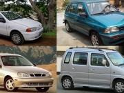 Tin tức ô tô - Với 100 triệu đồng mua được những mẫu xe nào?