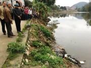 Tin tức trong ngày - Người đàn ông chết bất thường dưới sông cạnh xe máy