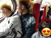 """Thế giới - Hành động đẹp của hai thanh niên Việt """"đốn tim"""" dân Đài Loan"""