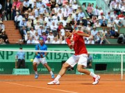 Thể thao - Federer quá hay: Hạ nốt Nadal ở sân đất nện năm 2018?
