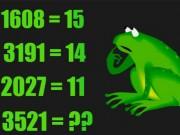 Giáo dục - du học - Kiểm tra khả năng tư duy, đánh giá chỉ số IQ của bạn bằng 5 câu hỏi sau
