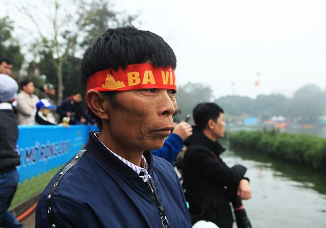 Lễ hội đua thuyền Hồ Tây: Đội Hà Nội đua kiểu lạ - 16