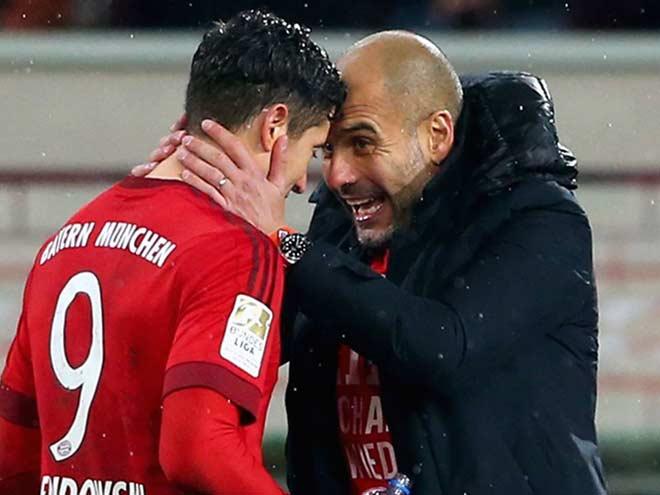 Man City gây sốc: Qua mặt Real, mua Lewandowski giá 150 triệu euro - 2