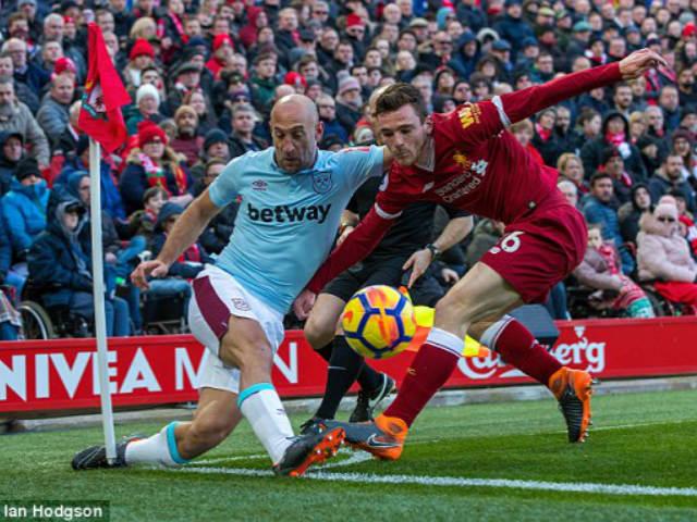 Chi tiết Liverpool - Newcastle: Liverpool mất penalty khó hiểu (KT) 22