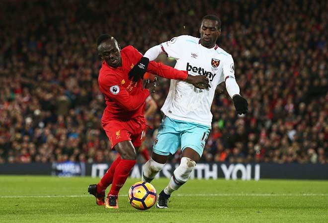 Liverpool - West Ham: Hàng công thăng hoa, quyết vượt MU 2