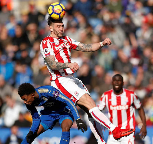Chi tiết Leicester City - Stoke City: Khung thành rung chuyển liên hồi (KT) 21