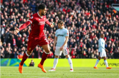 "Chi tiết Liverpool - West Ham: ""Lữ đoàn"" thỏa mãn (KT) 23"