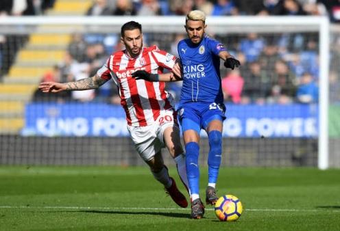 Chi tiết Leicester City - Stoke City: Khung thành rung chuyển liên hồi (KT) 19