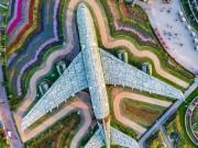 Du lịch - Kiến trúc đẹp mê hồn của thành phố Dubai từ trên cao