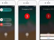 Công nghệ thông tin - Tính năng gọi SOS trên iOS 11 lại gây phiền toái lớn cho Apple