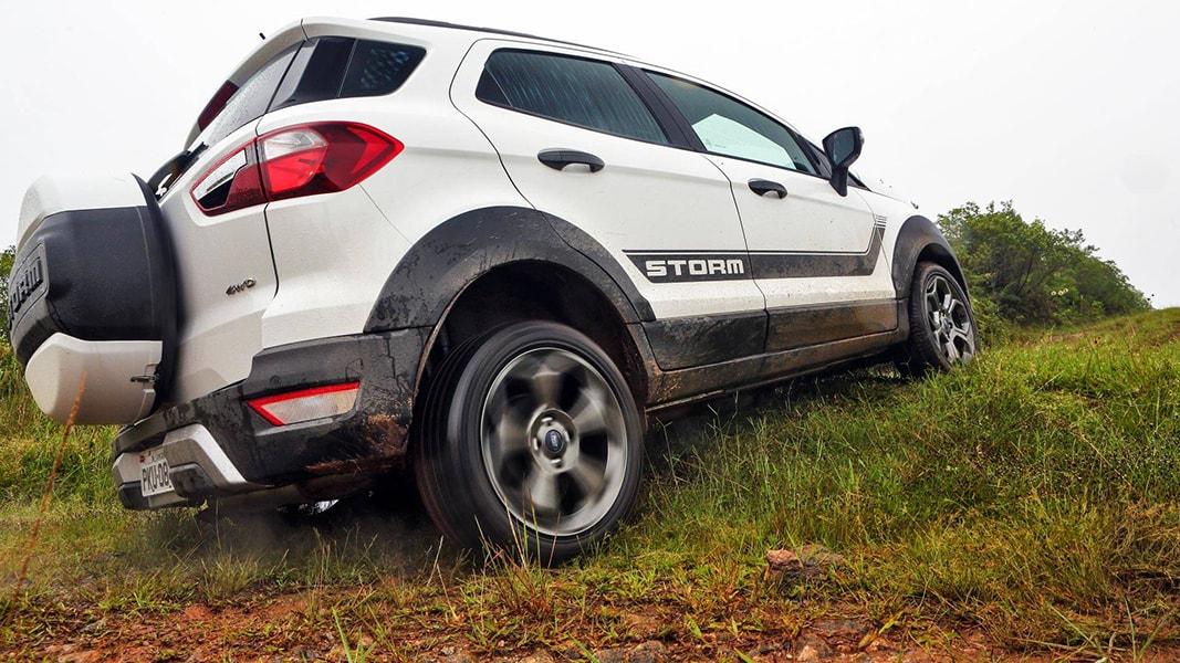 Ford EcoSport Storm 2018 phiên bản hiệu năng cao sử dụng hệ dẫn động 4 bánh - 3