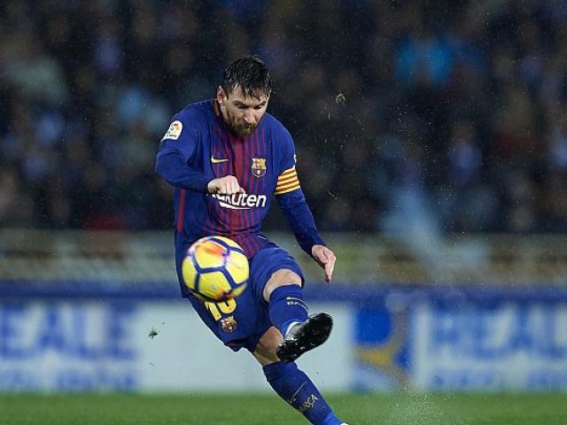 """Đua Giày vàng: Messi - Kane - Salah chung mâm, Ronaldo """"ra rìa"""" 2"""