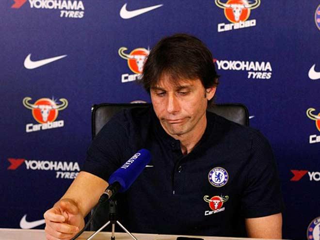 """MU đại chiến Chelsea: Conte lỡ """"bán máu"""", quyết thắng để sửa sai 2"""