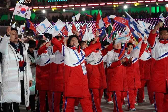 Bế mạc Olympic mùa đông 2018: Siêu phẩm sắc màu, bữa tiệc hoành tráng 2