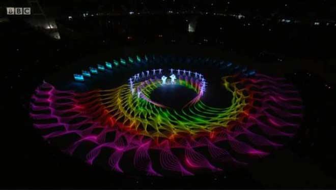 Bế mạc Olympic mùa đông 2018: Siêu phẩm sắc màu, bữa tiệc hoành tráng 11