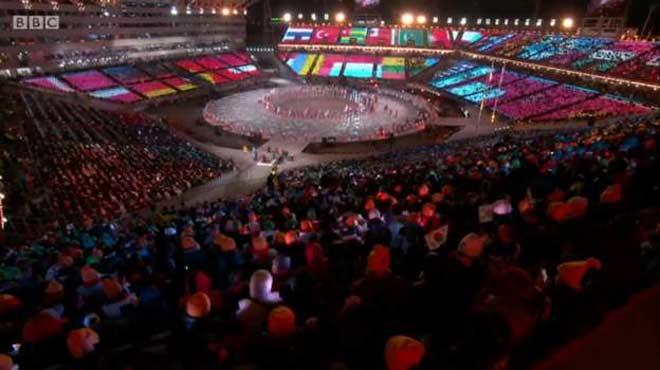 Bế mạc Olympic mùa đông 2018: Siêu phẩm sắc màu, bữa tiệc hoành tráng 12