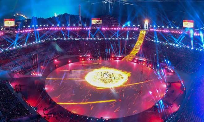 Bế mạc Olympic mùa đông 2018: Siêu phẩm sắc màu, bữa tiệc hoành tráng 9