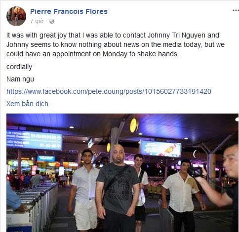 Võ Việt lại dậy sóng vì cao thủ Flores: Tái ngộ Bảo Châu, sắp đấu Johnny Trí Nguyễn? 3