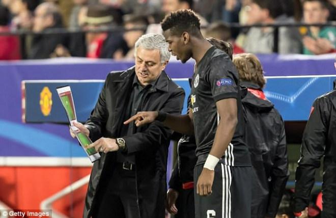 """Mourinho """"làm căng"""": Pogba chia tay MU không phải chuyện đùa 2"""
