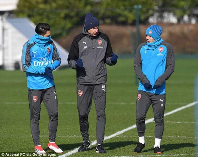 Chi tiết Arsenal – Man City: Kết cục an bài (KT) 22