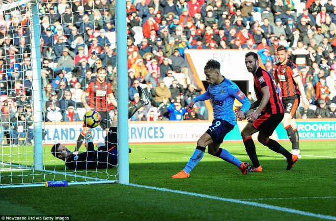 Bournemouth - Newcastle: Rượt đuổi nghẹt thở, phút 89 định đoạt 5