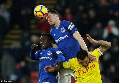 Chi tiết Watford - Everton: Phút bù giờ đau tim (KT) 21