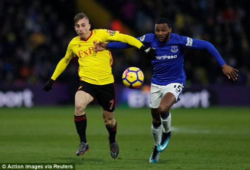 Chi tiết Watford - Everton: Phút bù giờ đau tim (KT) 19