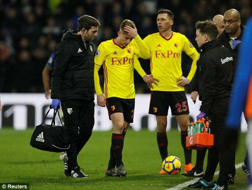 Chi tiết Watford - Everton: Phút bù giờ đau tim (KT) 22