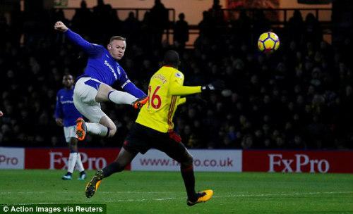 Chi tiết Watford - Everton: Phút bù giờ đau tim (KT) 23