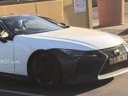 Tin tức ô tô - Cạnh tranh với Mercedes-AMG S63 coupé: Lexus sẽ sản xuất LC F-Sport?
