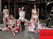 Thời trang - Mẫu béo bắt chước ảnh thời trang của chị em Kardashian và cái kết bất ngờ