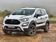 Tư vấn - Ford EcoSport Storm 2018 phiên bản hiệu năng cao sử dụng hệ dẫn động 4 bánh