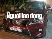 An ninh Xã hội - Từ TPHCM xuống Cần Thơ trộm xe Lexus của người tình cũ