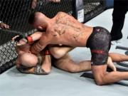 """Thể thao - Quyết chiến UFC, Emmett - Stephens: """"Máy cày"""" vung cùi chỏ, định đoạt chóng vánh"""