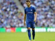 """Bóng đá - Nghi án trọng tài bênh MU: Chelsea mất bàn thắng, Conte đòi """"mắt thần"""""""