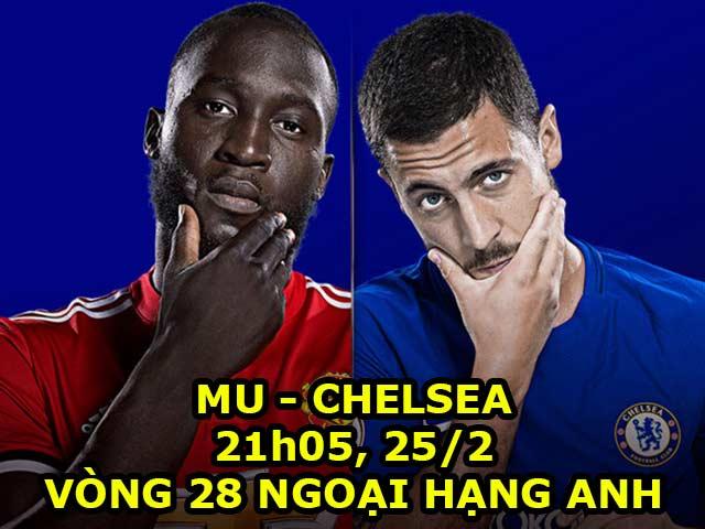 """MU đại chiến Chelsea: Conte lỡ """"bán máu"""", quyết thắng để sửa sai 4"""