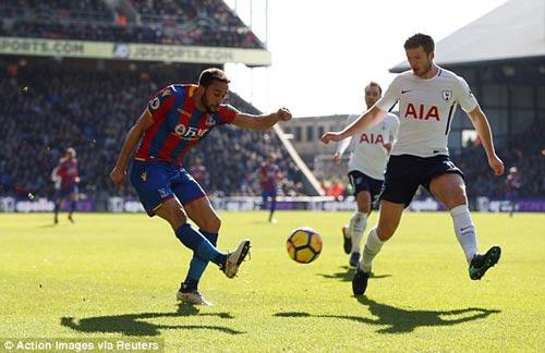 TRỰC TIẾP Crystal Palace - Tottenham: Tân binh Moura vào trợ chiến Kane 22