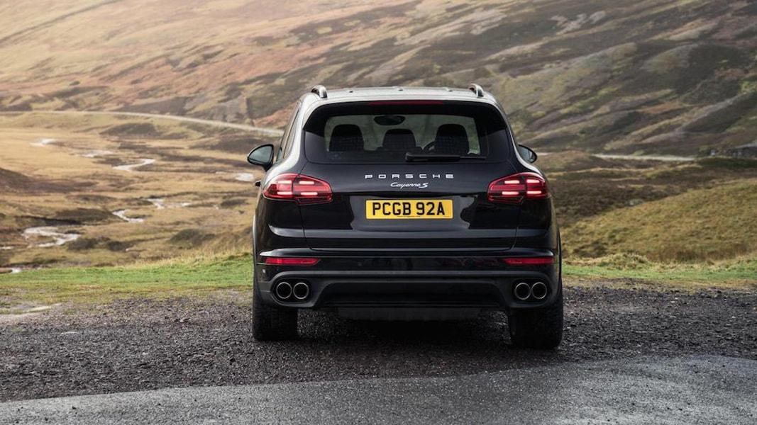 Cayenne mới có thể là chiếc Porsche cuối cùng trang bị động cơ diesel - 2