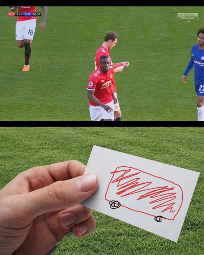 Mourinho viết giấy chỉ đạo Matic hạ Chelsea: Bức mật thư viết gì? 3