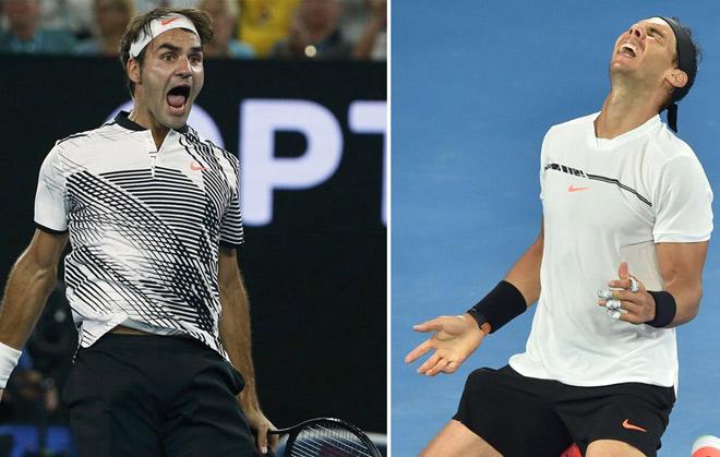 """Bảng xếp hạng tennis 26/2: Federer """"xanh mặt"""" vì Nadal, ngôi hậu đổi chủ 1"""