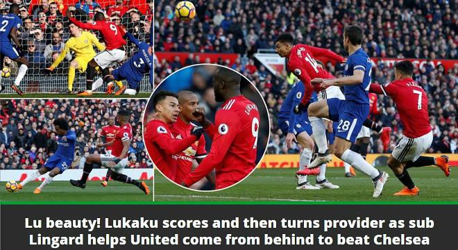 MU ngược dòng Chelsea: Báo chí Anh ngây ngất Lukaku, thán phục Mourinho - 4