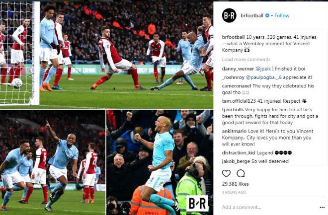 Man City giành cúp, fan Arsenal hổ thẹn, báo chí Anh đòi sa thải ngay Wenger 7