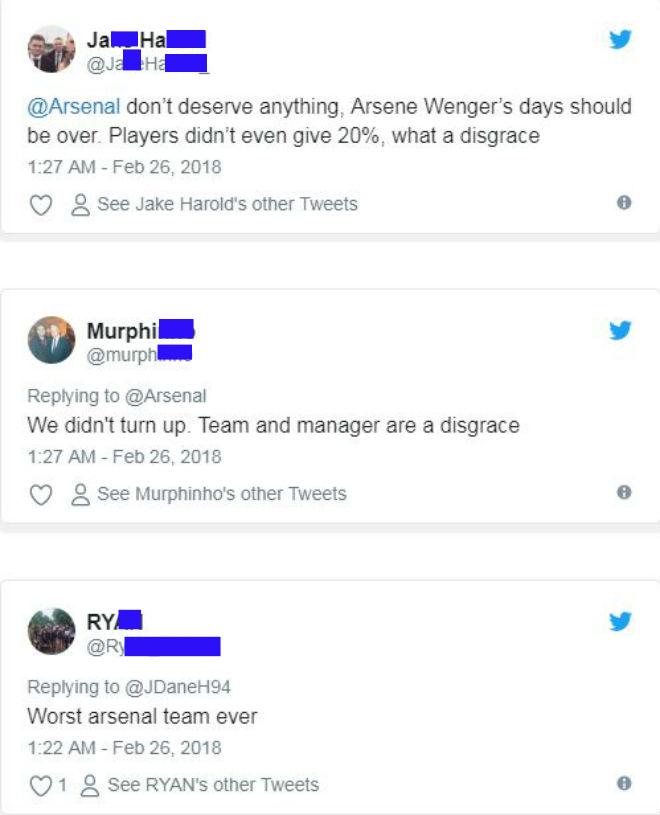 Man City giành cúp, fan Arsenal hổ thẹn, báo chí Anh đòi sa thải ngay Wenger 1