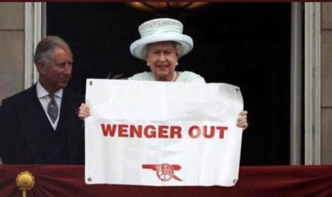 Man City giành cúp, fan Arsenal hổ thẹn, báo chí Anh đòi sa thải ngay Wenger 2