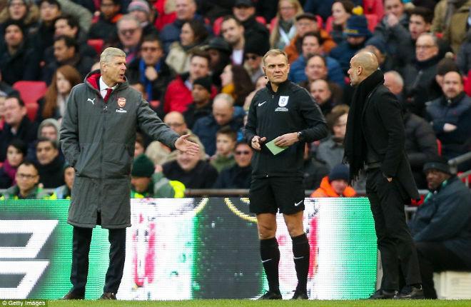 Man City hạ Arsenal vô địch: Guardiola hiên ngang trên đỉnh nước Anh 2