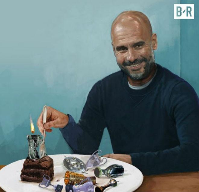 Man City vô địch League Cup: Lịch sử gọi tên Pep, Aguero, nhấn chìm Wenger 6