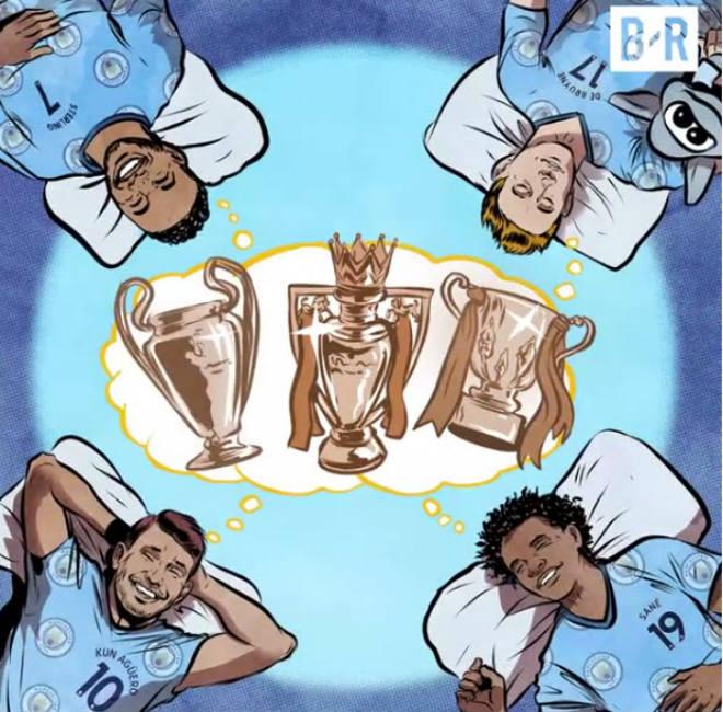 Man City vô địch League Cup: Lịch sử gọi tên Pep, Aguero, nhấn chìm Wenger 7