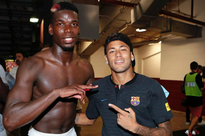 Pogba vẫn giận MU - Mourinho: Mưu đồ đến PSG cùng Neymar xưng bá 2