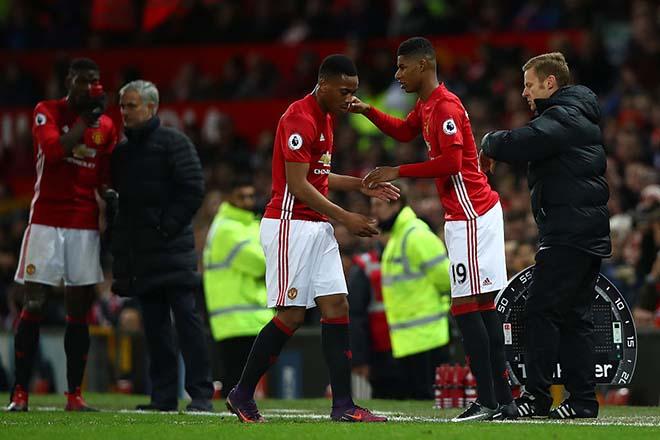 """Siêu dự bị MU: """"Những lưỡi dao sắc lẹm"""" trong tay áo Mourinho"""